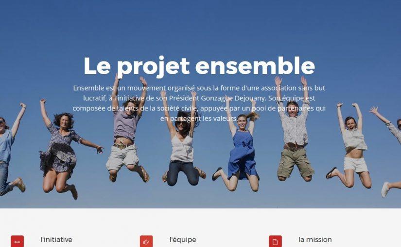 Le projet ensemble : première plateforme participative franco-allemande est en ligne !