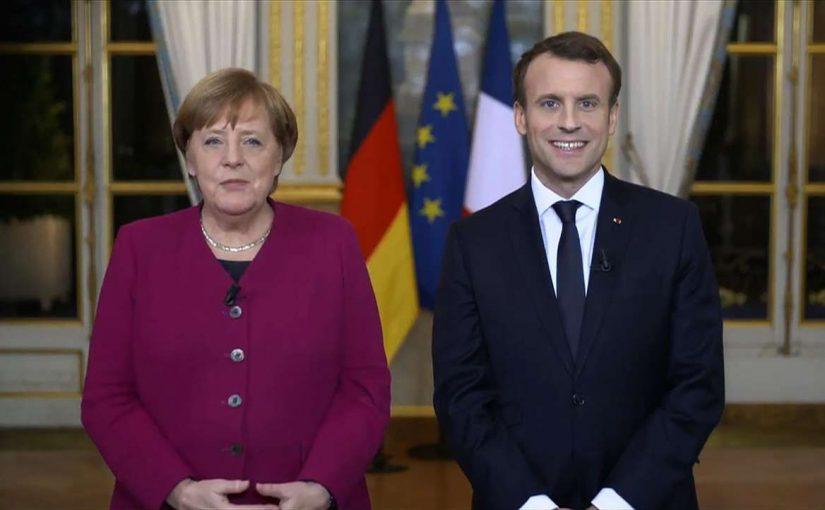Code européen de droit des affaires / 55ème anniversaire du traité de l'Elysée / Déclaration commune Bundestag / Assemblée Nationale française