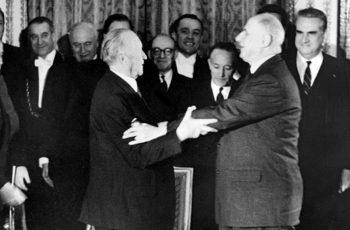 Vertrag von Aachen vom 22. Januar 2019: Frankreich und Deutschland legen Grundstein für die Vereinheitlichung des europäischen Wirtschaftsrechts  20. Januar 2019
