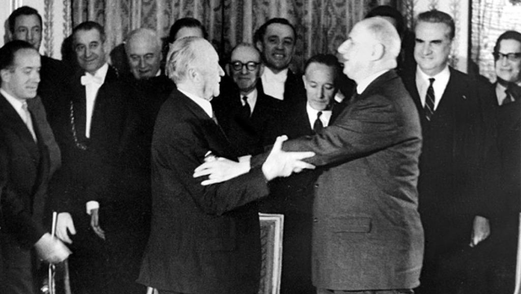Jahrestag des Élysée-Vertrags: Europa braucht mehr Elan