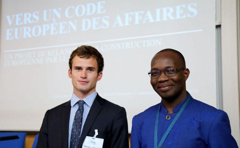 Europe / Afrique : Code européen de droit des affaires / OHADA – L'intégration juridique en mouvement