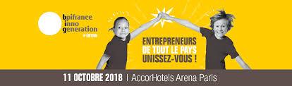 Les attentes des entrepreneurs vis à vis de l'Europe : Consultation citoyenne sur l'Europe BPI-France & Ensemble le 11 octobre 2018