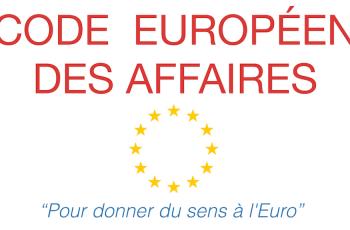 Un nouvel élan en faveur du code européen de droit des affaires