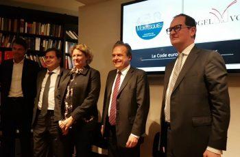 Il existe une volonté commune d'adopter un Code européen des affaires