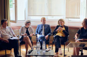 Code européen des affaires : Idées pratiques pour un nouveau projet européen / Représentation du Land de Sarre à Bruxelles, le 25 juin 2019