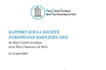 Code européen des affaires / Société Européenne Simplifiée